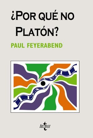 POR QUE NO PLATON / 3 ED.