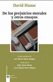 DE LOS PREJUICIOS MORALES Y OTROS ENSAYOS