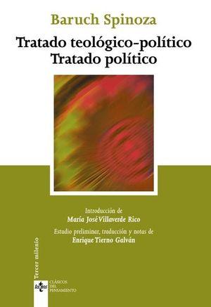 TRATADO TEOLOGICO POLITICO. TRATADO POLITICO