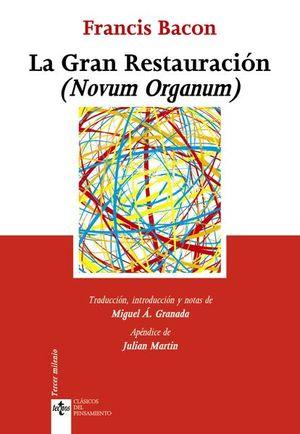 GRAN RESTAURACION, LA (NOVUM ORGANUM)