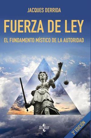 FUERZA DE LEY / 3 ED.