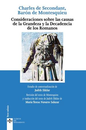 Consideraciones sobre las causas de la Grandeza y Decadencia de los Romanos