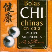 BOLAS CHI CHINAS EN CAJA. ACTIVE SU ENERGIA