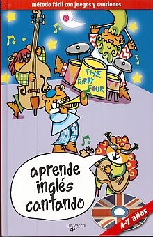 APRENDE INGLES CANTANDO / PD. (INCLUYE CD)