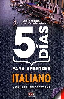 5 DIAS PARA APRENDER ITALIANO Y VIAJAR EL FIN DE SEMANA