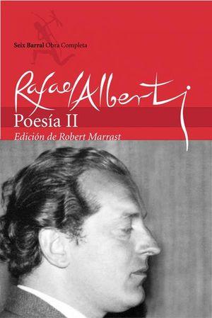 Obras completas. Poesía II