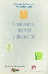 CONCIENCIA LIBERTAD Y ALINEACION