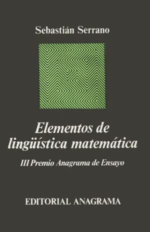 ELEMENTOS DE LINGUISTICA MATEMATICA