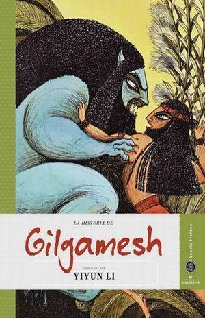 HISTORIA DE GILGAMESH, LA
