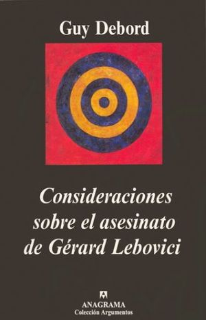 CONSIDERACIONES SOBRE EL ASESINATO DE GERARD LEBOVICI