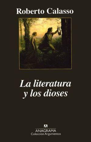 LITERATURA Y LOS DIOSES, LA