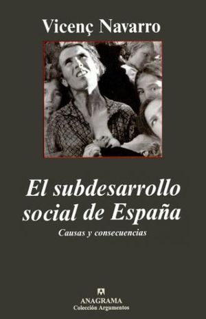 SUBDESARROLLO SOCIAL DE ESPAÑA