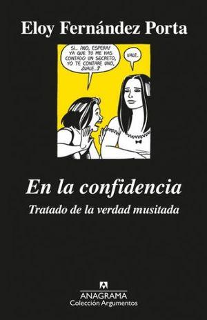 EN LA CONFIDENCIA. TRATADO DE LA VERDAD MUSITADA