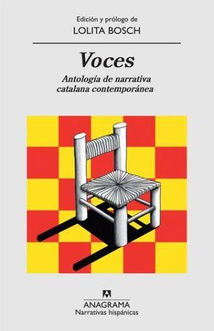 VOCES. ANTOLOGIA DE NARRATIVA CATALANA CONTEMPORANEA