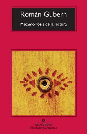 METAMORFOSIS DE LA LECTURA