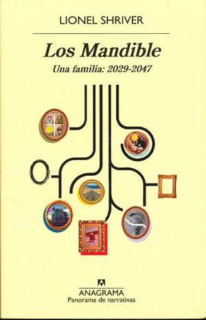 MANDIBLE, LOS. UNA FAMILIA 2029 - 2047