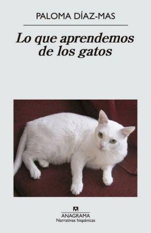 QUE APRENDEMOS DE LOS GATOS, LO / PD.