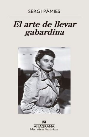 ARTE DE LLEVAR GABARDINA, EL