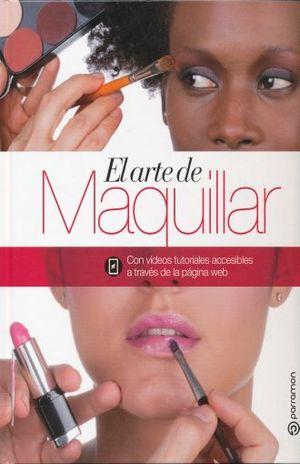 ARTE DE MAQUILLAR, EL / PD.