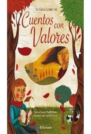 El gran libro de los cuentos con valores / pd. (Realidad aumentada)