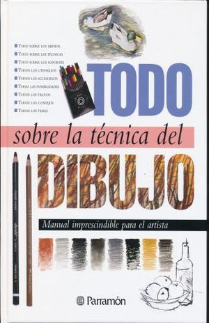 TODO SOBRE LA TECNICA DEL DIBUJO / PD.