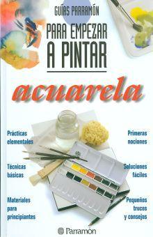 ACUARELA / PD.