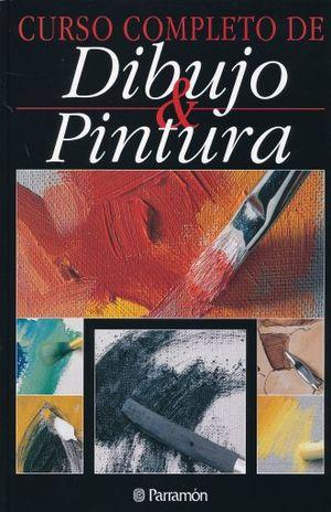CURSO COMPLETO DE DIBUJO Y PINTURA / PD.