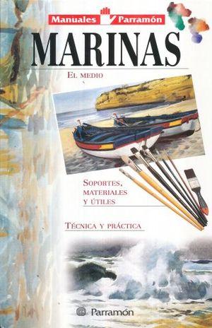 MARINAS / MANUALES PARRAMON / PD.