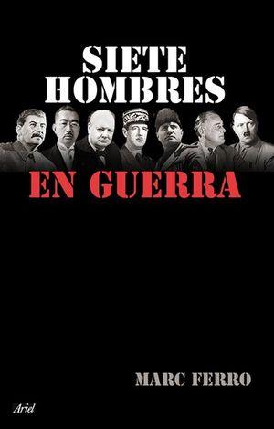 SIETE HOMBRES EN GUERRA / PD.