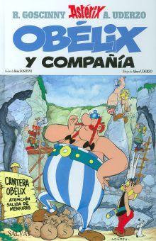 OBELIX Y COMPAÑIA. ASTERIX / NO. 23 / PD.