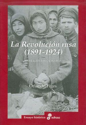 REVOLUCION RUSA 1891 1924, LA