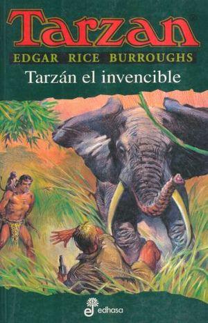 TARZAN EL INVENCIBLE / TARZAN VOL. 14