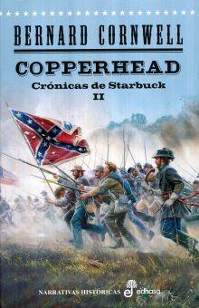 COPPERHEAD. CRONICAS DE STARBUCK II / PD.