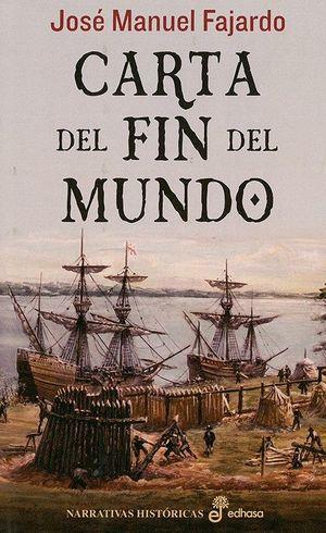 CARTA DEL FIN DEL MUNDO / PD.
