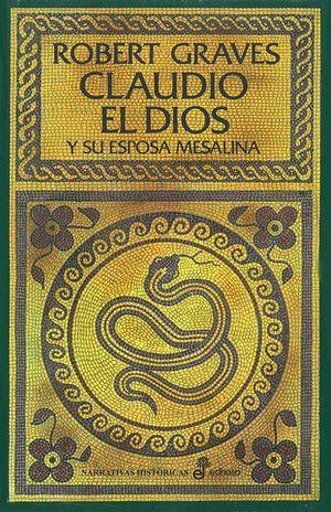 CLAUDIO EL DIOS Y SU ESPOSA MESALINA / PD.