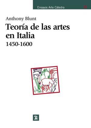 TEORIA DE LAS ARTES EN ITALIA 1450-1600