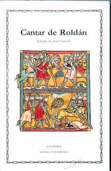 CANTAR DE ROLDAN / 8 ED.