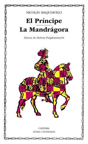 PRINCIPE, EL / LA MANDRAGORA / 9 ED.