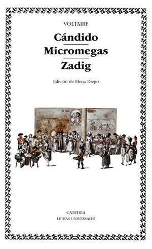 CANDIDO / MICROMEGAS / ZADIG