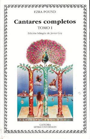 CANTARES COMPLETOS / TOMO I (EDICION BILINGUE)