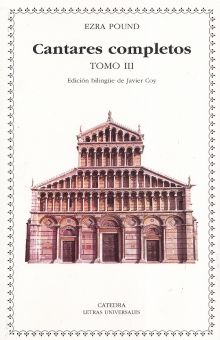 CANTARES COMPLETOS / TOMO III
