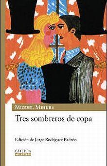 TRES SOMBREROS DE COPA / PD.
