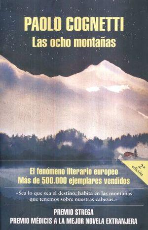 OCHO MONTAÑAS, LAS / 2 ED.