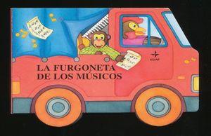 FURGONETA DE LOS MUSICOS, LA / PD.