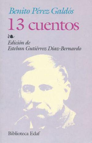 13 CUENTOS