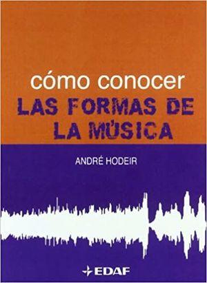 COMO CONOCER LAS FORMAS DE LA MUSICA