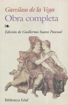 OBRA COMPLETA / GARCILASO DE LA VEGA