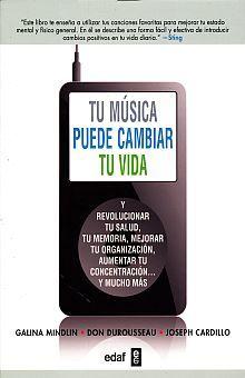 TU MUSICA PUEDE CAMBIAR TU VIDA