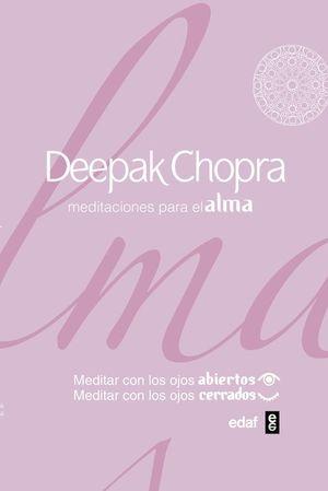 MEDITACIONES PARA EL ALMA / PD.