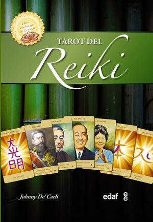 TAROT DEL REIKI (LIBRO + CARTAS)